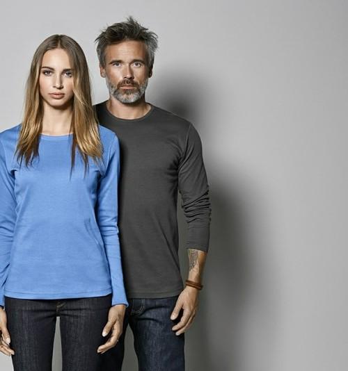 Moteriški marškinėliai ilgomis rankovėmis ID0509