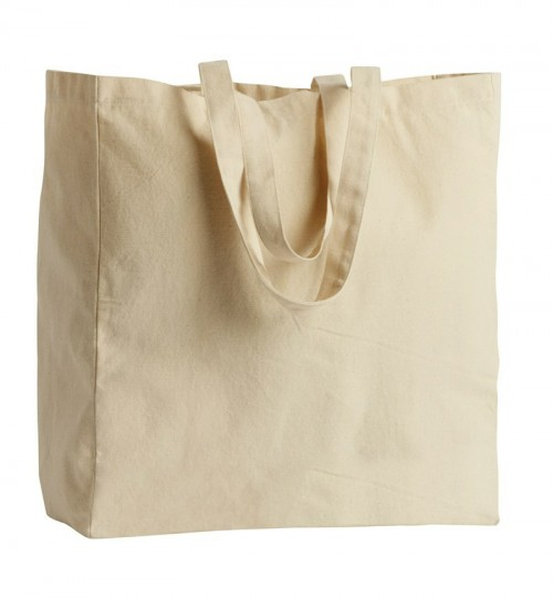 Pirkinių medvilninis krepšys ID1510