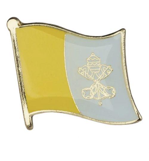 Ženkliukas Vatikano vėliava