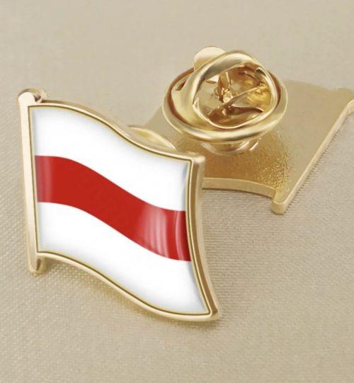 Ženkliukas Baltarusijos vėliava LAISVĖ
