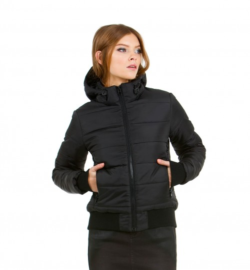 Striukė B&C SUPERHOOD /WOMEN > JW941
