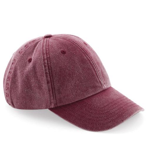 Beechfield Vintažinė kepurė 067.69 (B655)