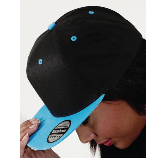 Beechfield Full cap stiliaus kepurė 361.69 (B610c)