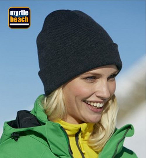 Kepurė MYRTLE BEACH Thinsulate™ Knitted Cap MB 7551 / 03.7551 unisex