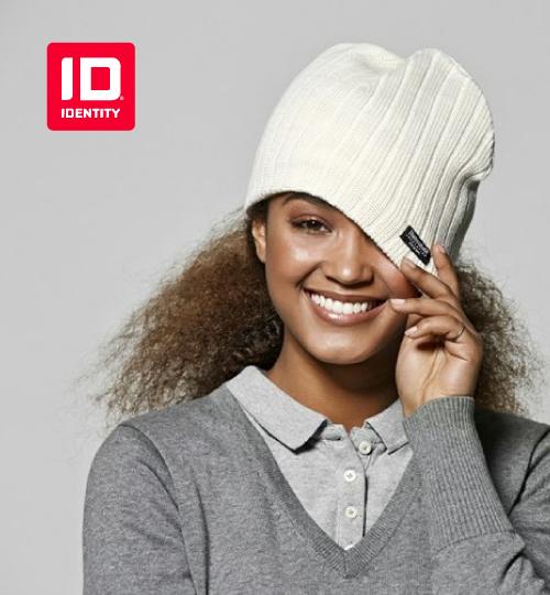 Žieminė kepurė ID Identity 0044 Knitted Hat unisex