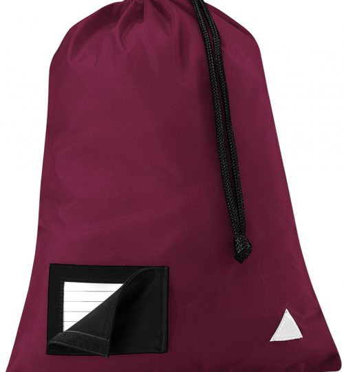 Maišelis avalynei Kids Shoebag 678.30 QD458 QUADRA