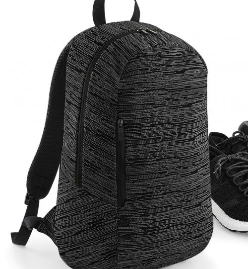 Kuprinė Duo Knit Backpack 081.29 BG198 BAG BASE