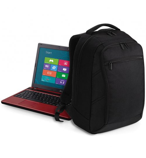 Kuprinė Executive Digital Backpack 022.30 QD269 QUADRA