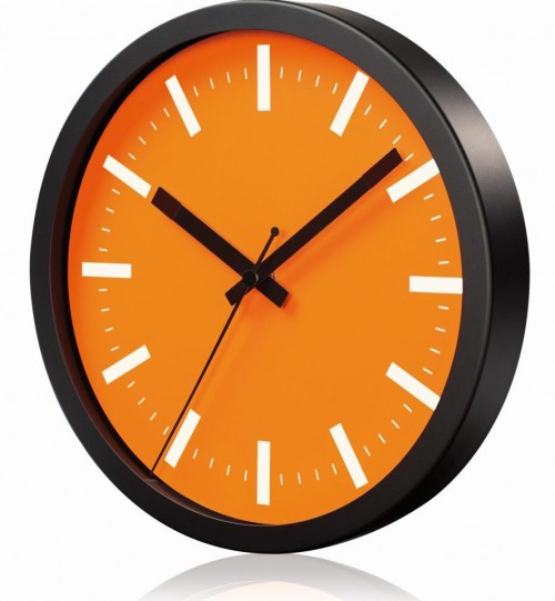 Sieninis laikrodis METAL WALL CLOCK SAINT-TROPEZ