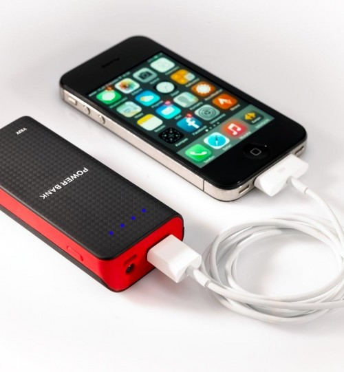 Pakrovėjas POWER BANK COLORISSIMO 5200 mAh