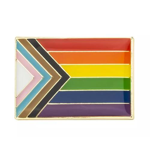 Ženkliukų gamyba, ženkliukas Rainbow vėliava (LGBT)
