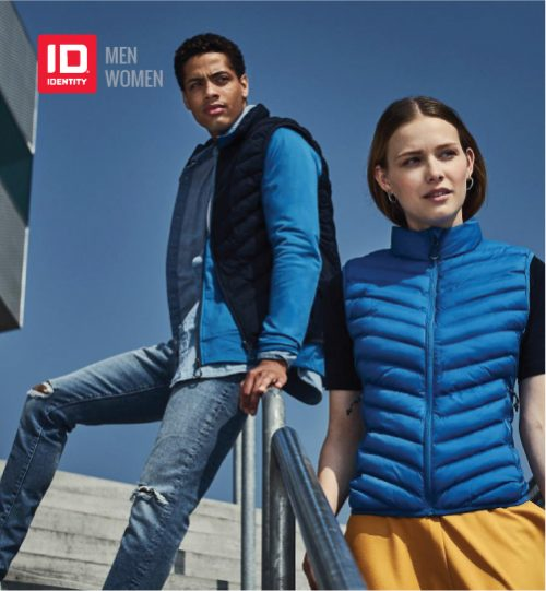 ID Liemenė ID IDENTITY stretch bodywarmer ladies' 0893