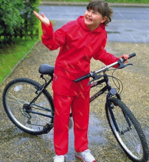 Dviejų dalių komplektas vaikams nuo lietaus ir vėjo Result 998.33