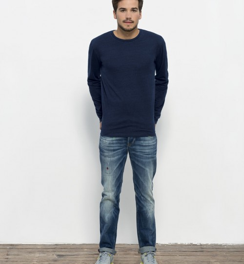 Marškinėliai Stanley Shuffles Denim STTM325