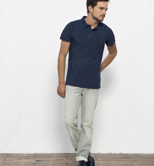 Polo marškinėliai Stanley Performs Denim STPM329