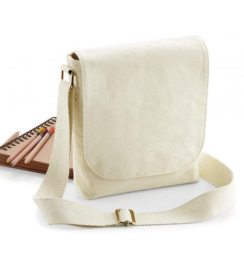 Rankinė FairTrade Cotton Canvas Mini Messenger 642.28 W640 Wesford Mill