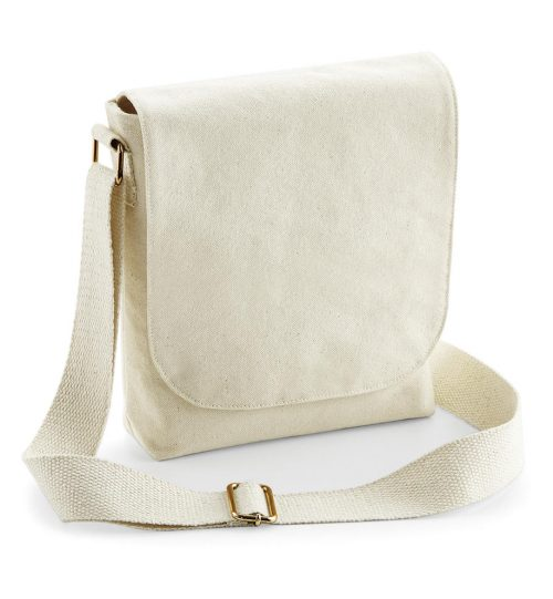 Rankinė FairTrade Cotton Canvas Midi Messenger 643.28 W642 Westford Mill