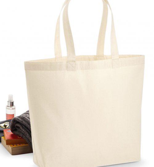 Pirkinių krepšys Premium Cotton Maxi Tote 649.28 W225 Westford Mill