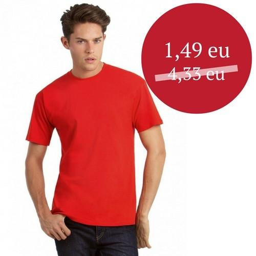 Marškinėliai vyrams BC Exact 150