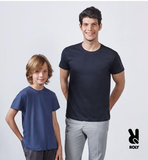 Marškinėliai Roly Beagle Men and Kids 6554
