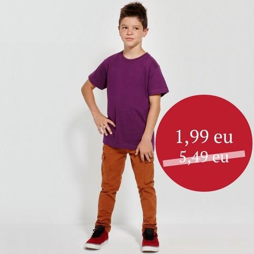 Vaikiški marškinėliai Roly Dogo premium
