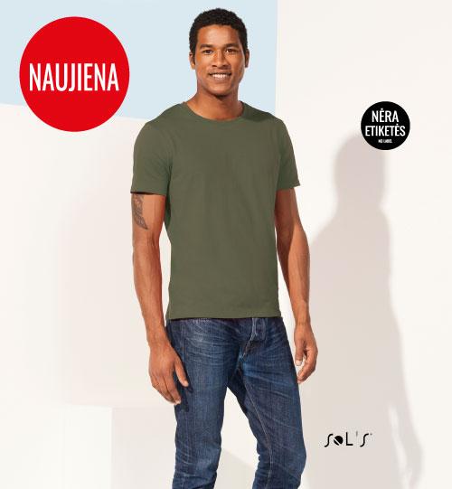Marškinėliai Marvin Sols 01698