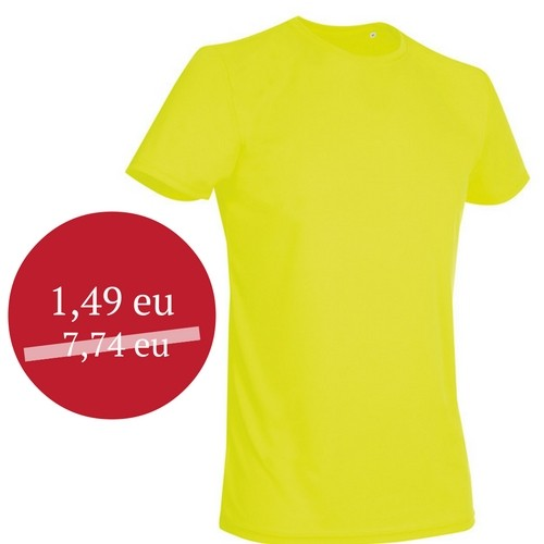 Marškinėliai sportui vyriški Stedman Active sports ST8000