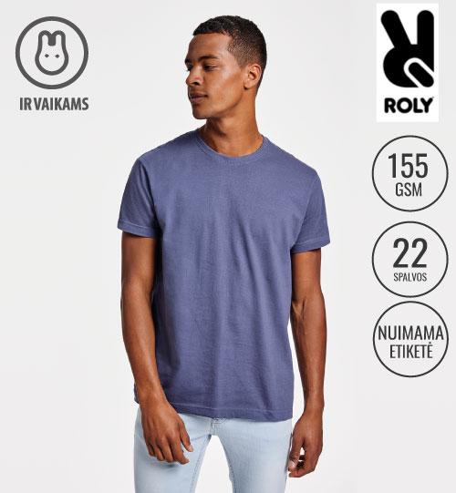 Marškinėliai Beagle Men 6554 ROLY