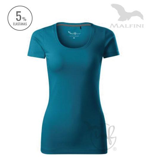 Marškinėliai su elastanu Action Ladies 152 Malfini Premium ADLER