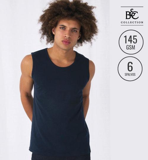 Marškinėliai vyriški  ATHLETIC MOVE 147.42 TM200 B&C