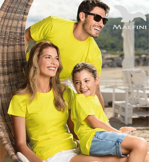 Marškinėliai Basic Gents 129  ADLER MALFINI
