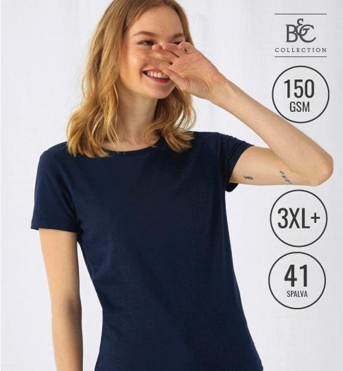 Marškinėliai B&C #E150 /WOMEN TW02T 016.42