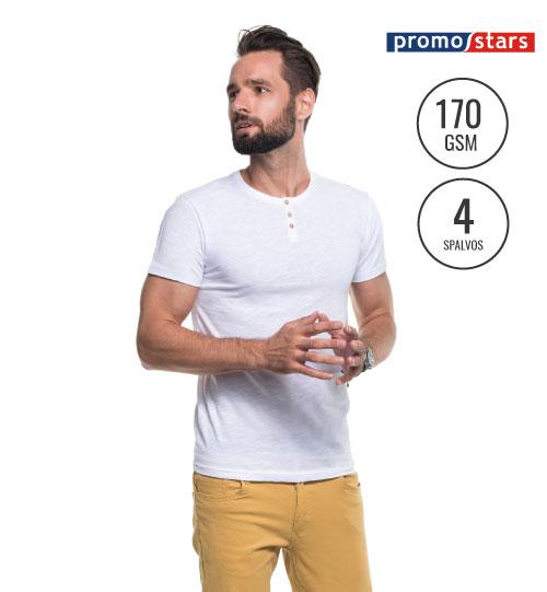 Marškinėliai Button 21230 PROMOSTARS