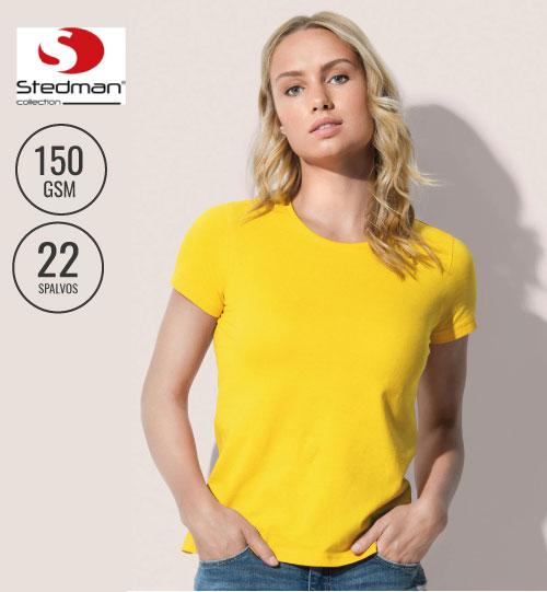 Marškinėliai trumpomis rankovėmis moterims Stedman ST 2600