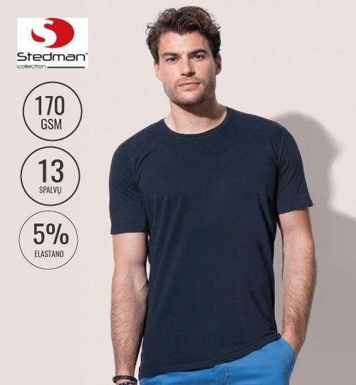 Marškinėliai vyrams Stedman Clive ST9600