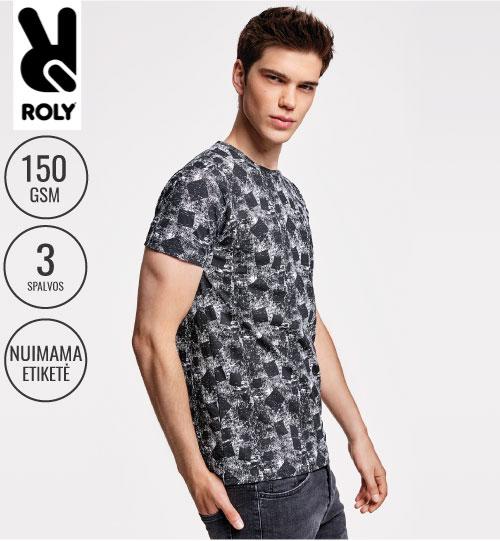 Marškinėliai Cocker 6520 ROLY