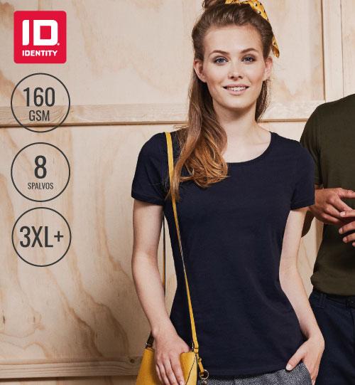 Marškinėliai Core O-neck / Ladies' 0541 ID IDENTITY