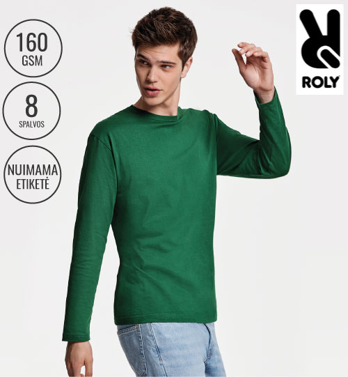 Marškinėliai  Extreme man 1217 ROLY