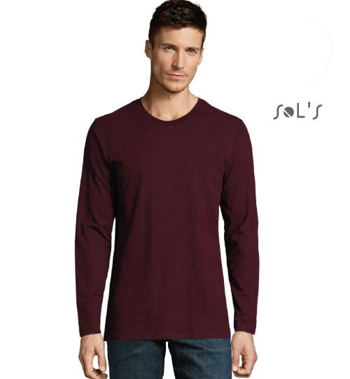 Marškinėliai Imperial LSL Men 02074 SOLS