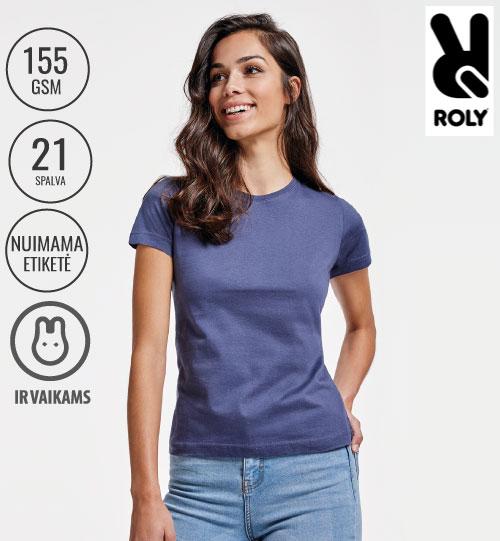 Marškinėliai moterims  Jamaica 6627 ROLY