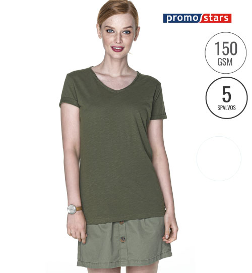 Marškinėliai Ladies Life 21253 PROMOSTARS