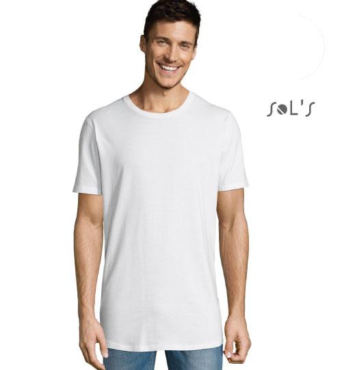 Ilgi marškinėliai Magnum Man 02999 SOLS