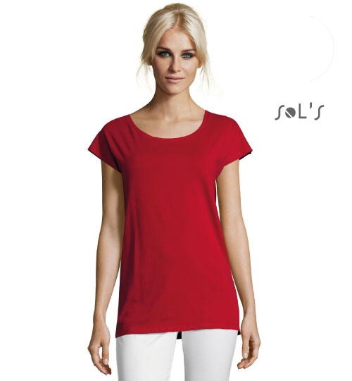 Ilgi marškinėliai Marylin Ladies 11398 SOLS