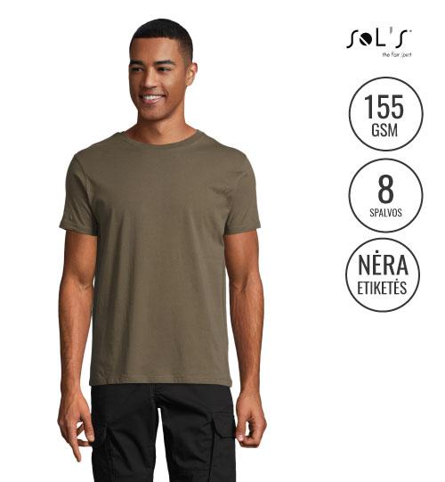Marškinėliai Marvin 01698 SOLS
