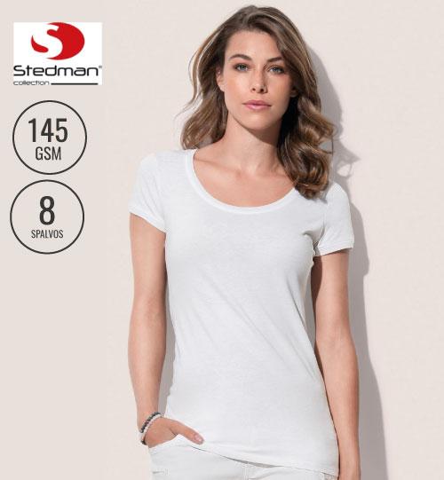 Marškinėliai Megan Crew Neck 154.05 ST9120 STEDMAN