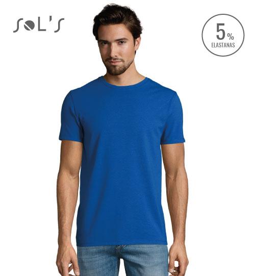 Marškinėliai Millenium Men 02945 SOLS