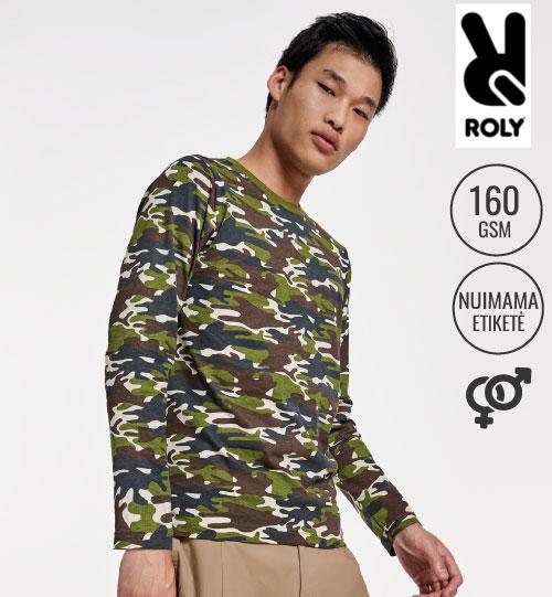 Marškinėliai  Molano/unisex 1034 ROLY