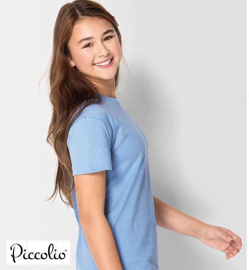 Marškinėliai vaikams Pelican Kids P72 Piccolio  ADLER