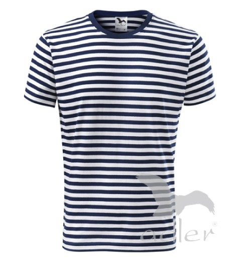 Dryžuoti marškinėliai SAILOR 803 MALFINI ADLER