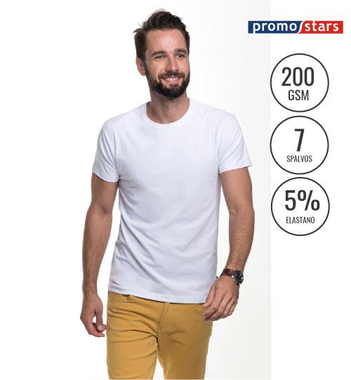 Marškinėliai vyriški  PROMOSTARS Slim 21600